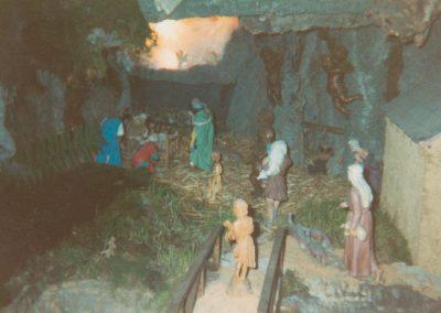 Portal de Belén en 1989.