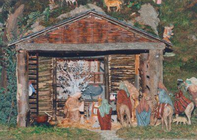 El portal de belén 1994.