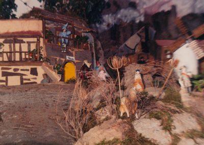 La posada en 1988.