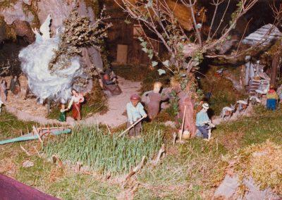 Los segadores en 1985.