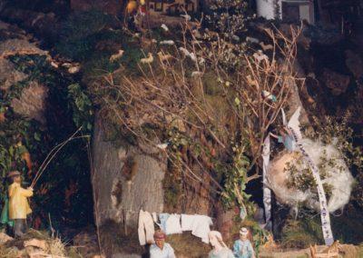 Los segadores en 1986.
