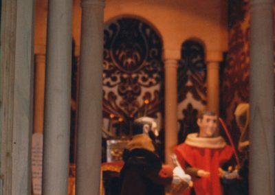Templo en 1991.