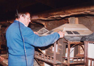 Teodoro en 1994.