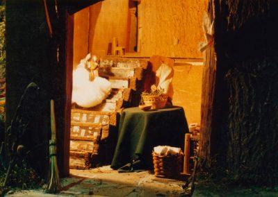 La Anunciación en 1983.