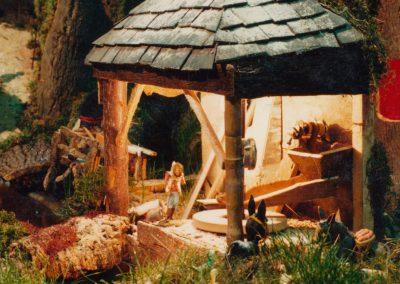 El molino en 1983.