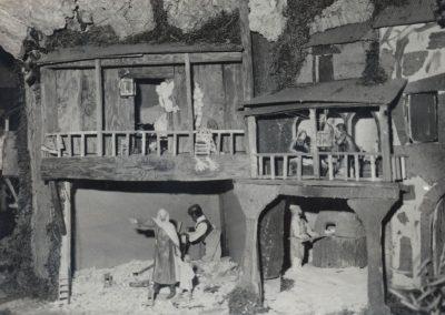 Panadería en 1983.