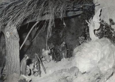 La cueva de los pastores en 1983.