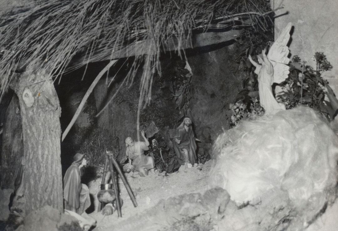 Cueva de los pastores.