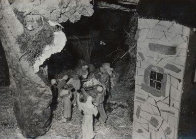 Portal de Belén en 1983.