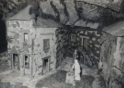 Pozo de agua en 1983.