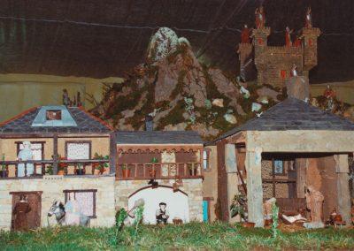 La posada, el zapatero y el portal en 2001.