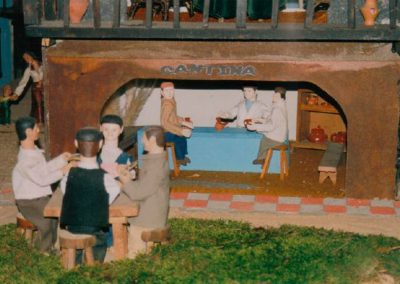La cantina en 2004.