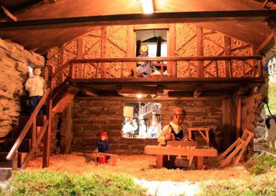 La carpintería en 2010.