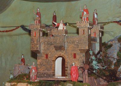 El castillo de Herodes en 2001.