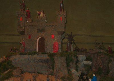 El castillo de Herodes en 2005.