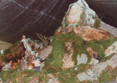 El cazador en 2001.