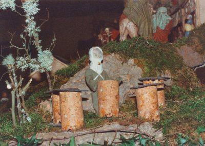 El colmenar en 2001.