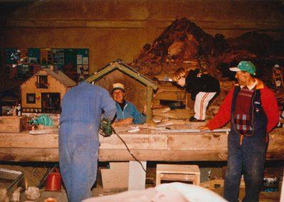 Teodoro, Gelo, un zagal y Ser en 2004.