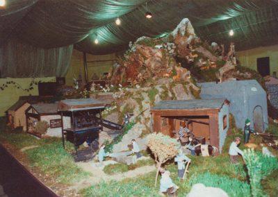 Los segadores en 2001.