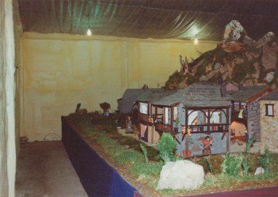 La hilandera en 2001.