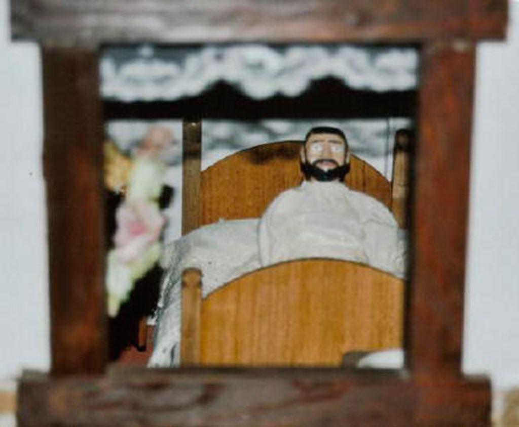 San José despertando de su sueño.