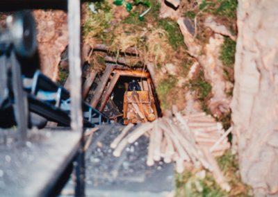 La mina en 2004.