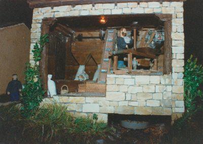 El molino en 2001.