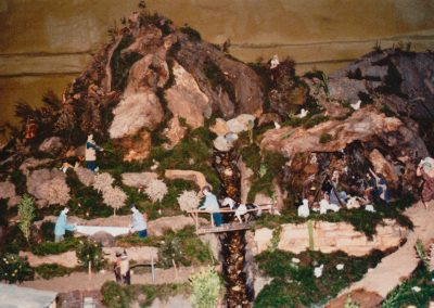 Cueva de los pastores en 2004.