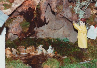 Pescador en 2001.