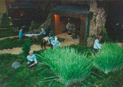Los segadores en 2002.