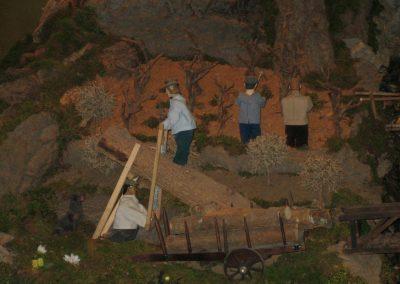 Labradores en la viña en 2005.