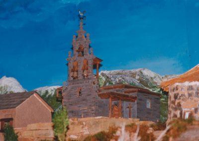 La iglesia en 1994.