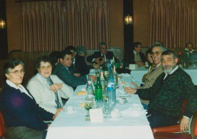 Comida celebración 25 aniversario.